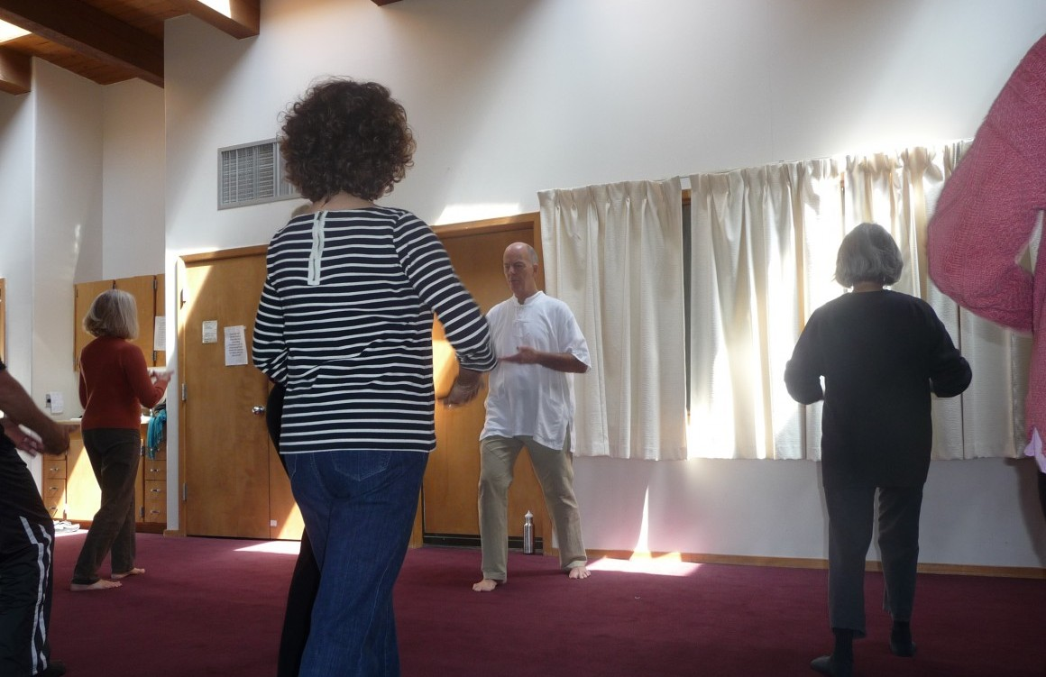 Tai Chi - Qi Gong Workshop with Daniel Bruce.